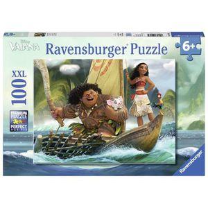 PUZZLE VAIANA Puzzle Vaiana & Maui 100 pcs - Disney