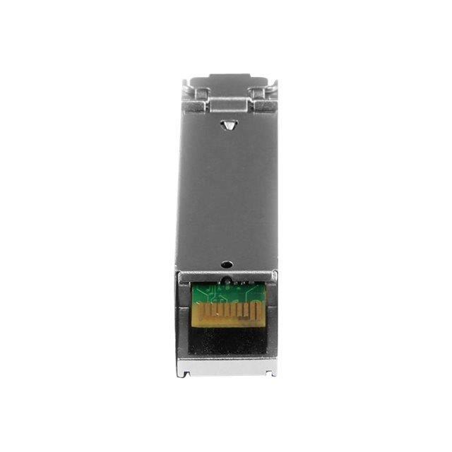 STARTECH Module transceiver SFP Mini-GBIC - Fibre optique monomode LC Gigabit DDM - Compatible Cisco