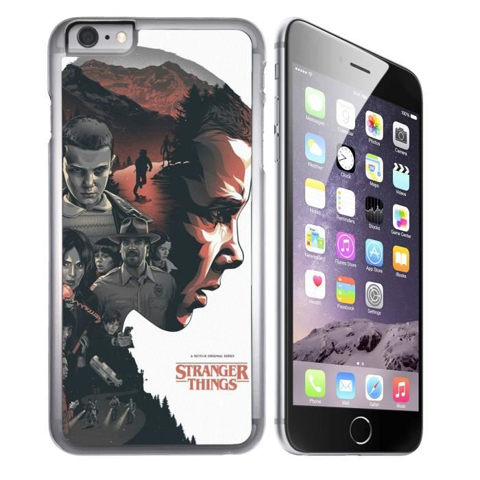 coque iphone 8 stranger things