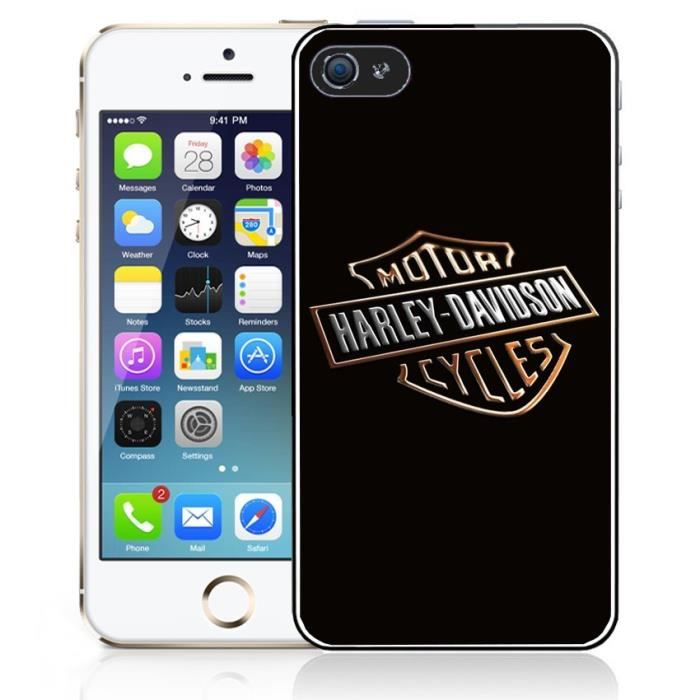 coque iphone 8 harley
