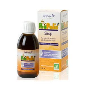 Elixir propolis+ sirop biologique à la propolis e…