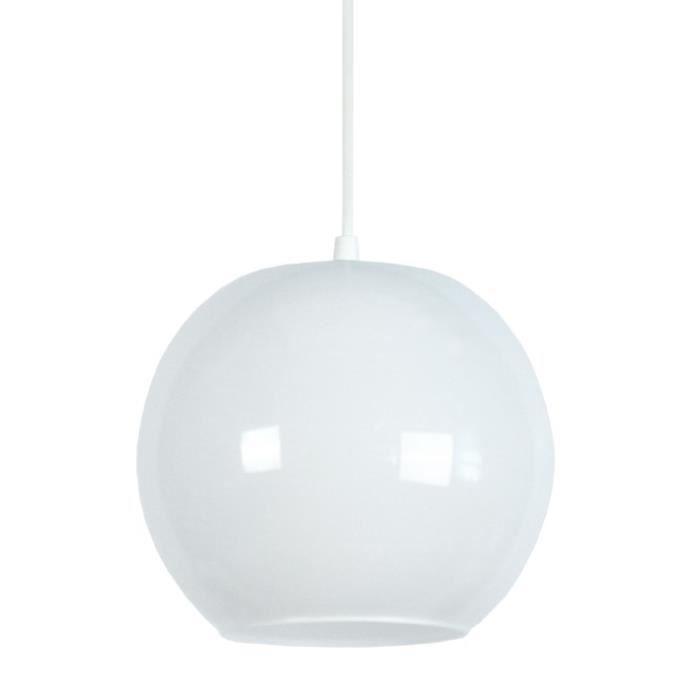 Luminaire suspension boule achat vente luminaire for Luminaire suspension boule