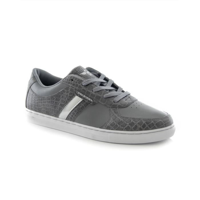 Vente Gris Croco Chaussure X Achat Lo Dicoco wq6fYT