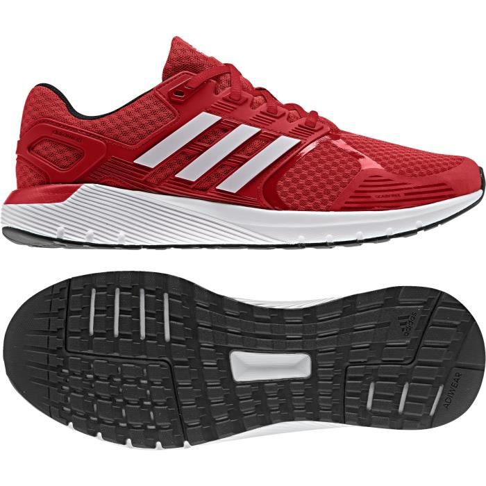 separation shoes 4ae8a 3b18e Running adidas rouge