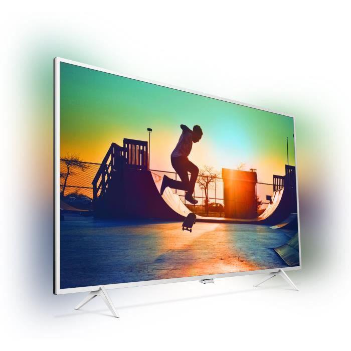 """Téléviseur LED PHILIPS 49PUS6432 TV LED 4K Ultra-plat 123cm (49"""")"""