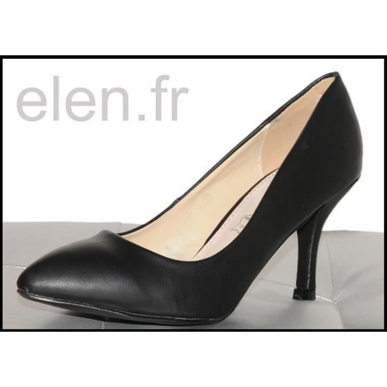 Escarpins noirs STYLE SHOES Ref: 0374 LkVYY0miV