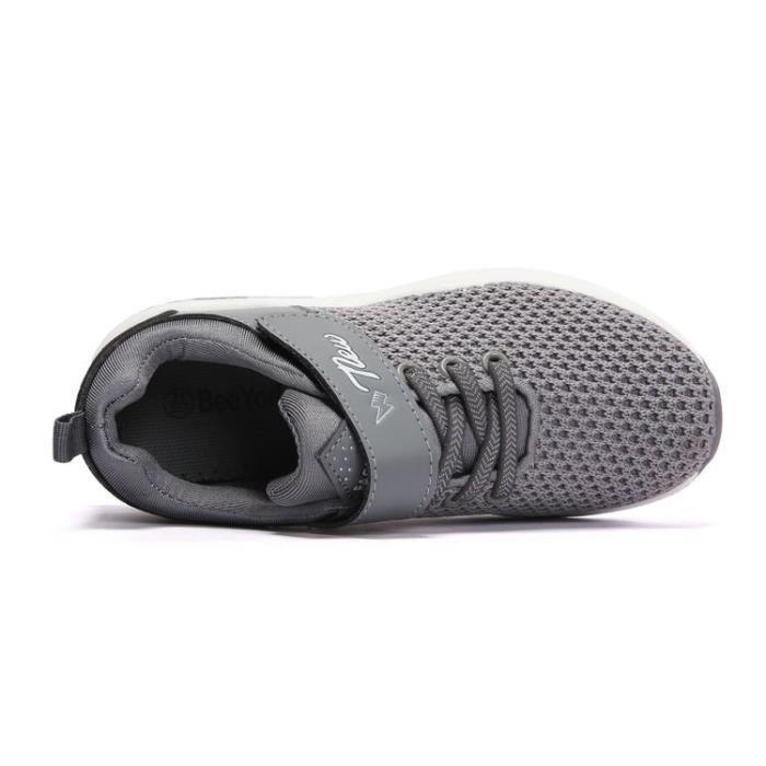 Baskets chaussures de sport décontractées pour enfants FNhmrN