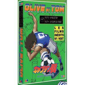 Dvd Olive Et Tom Captain Tsubasa Film 3 Et 4 En Dvd Manga