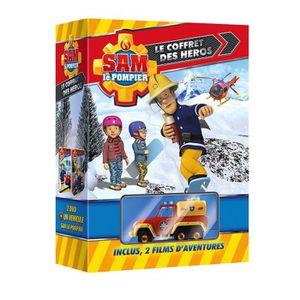 DVD DESSIN ANIMÉ DVD Sam le Pompier - Coffret : Le grand incendie d