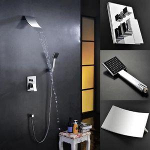 mitigeur douche encastrable achat vente mitigeur douche encastrable pas cher soldes d s. Black Bedroom Furniture Sets. Home Design Ideas