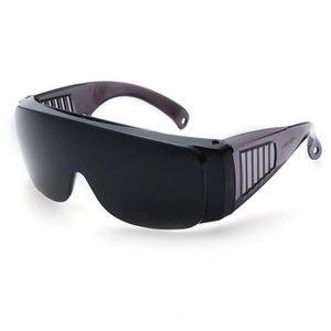 a58e540acc555d LUNETTE - VISIÈRE CHANTIER Version black - Lunettes De Sécurité Anti Laser  In