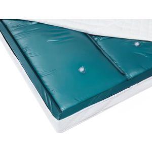 MATELAS Matelas à eau dual - haute qualité - 200x200 cm -