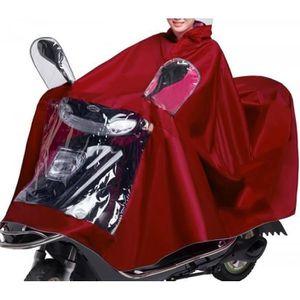 BÂCHE DE PROTECTION Veste imperméable pour la pluie moto et vélo unise
