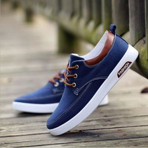BASKET Mode Chaussure Homme Basket Homme Skate Shoes Canv