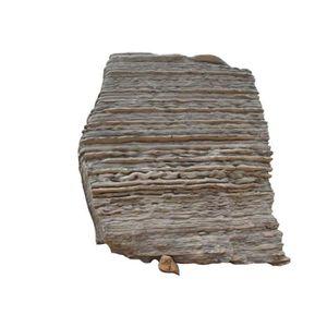 DÉCO ARTIFICIELLE Décoration du terrarium Roche naturelle Grey thous