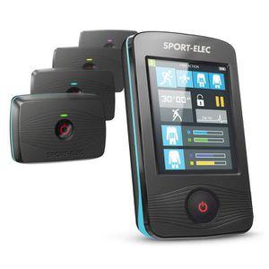 APPAREIL ÉLECTROSTIM Sport-Elec - Free Action 4 M Deluxe - Électrostimu