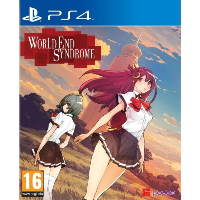 WorldEnd Syndrome - Day One Edition Jeu PS4