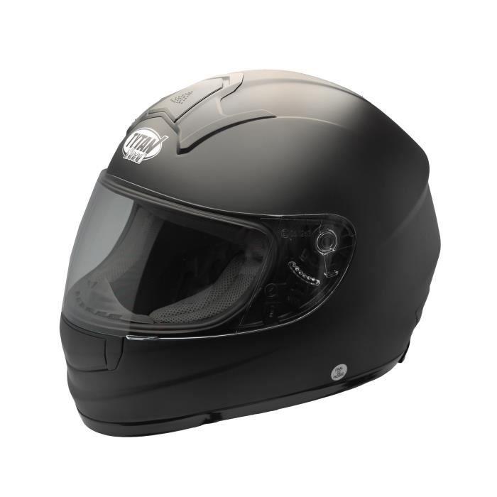 CASQUE MOTO SCOOTER TYTAN ROAD Casque intégral Vector - Homme - Noir m