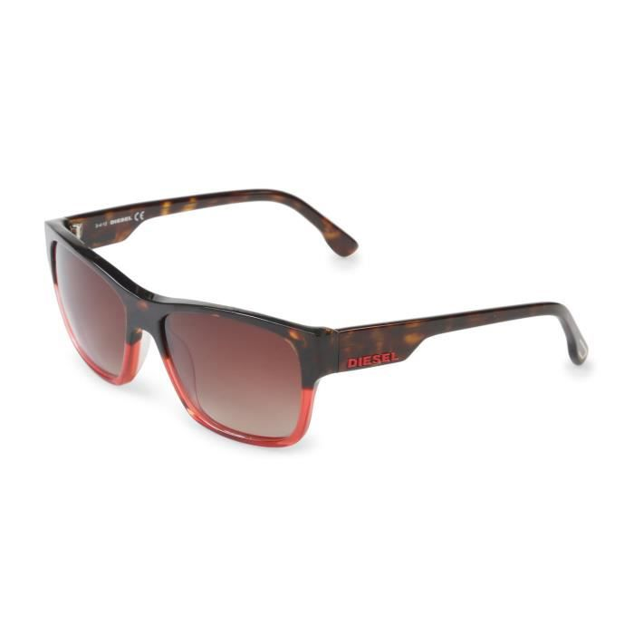 2242157fd15b6b Diesel lunettes de soleil femme - DL0012 - Achat   Vente lunettes de ...