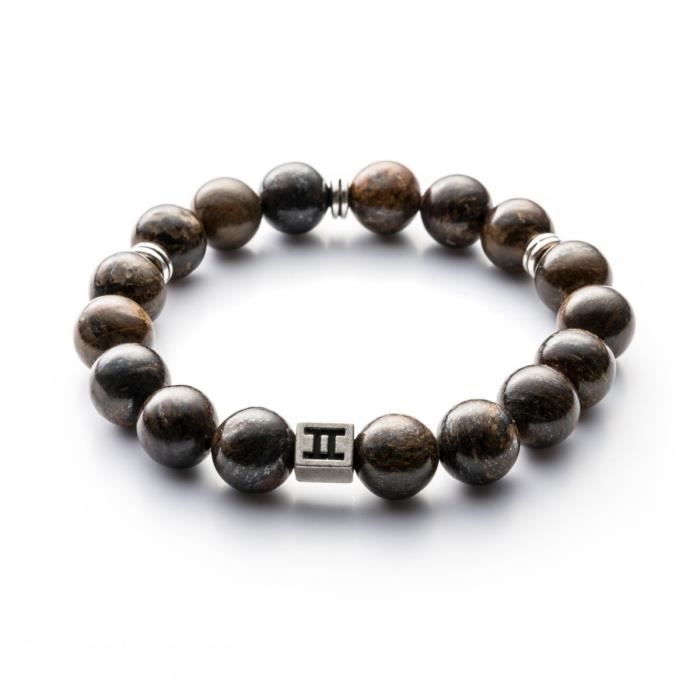 Gemini - Bracelet Special Brown (s7) marrontaille M