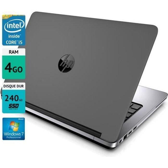 Pc portable HP Probook 640 G1 14