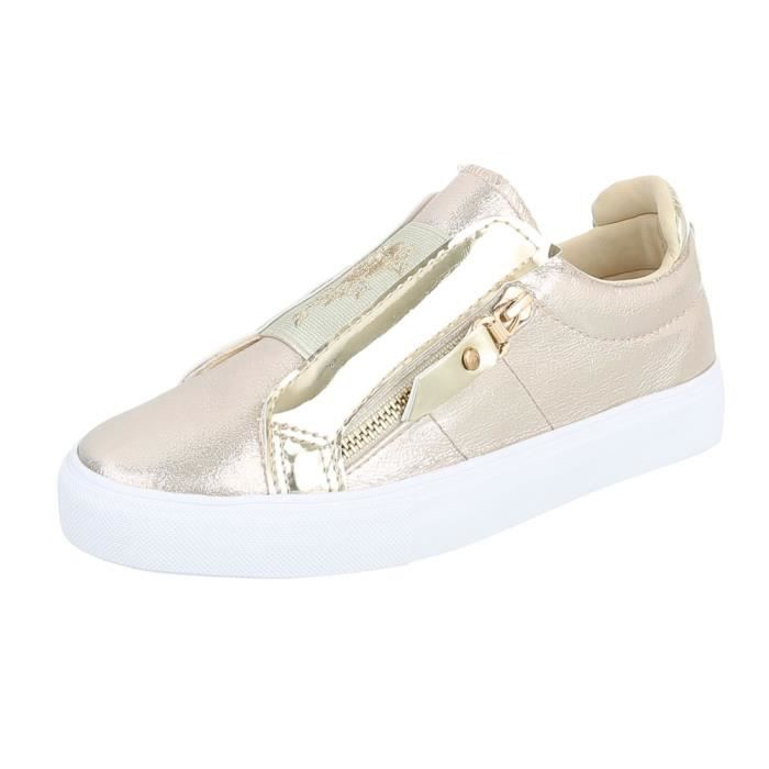 Chaussures femme chaussures sportSneakersor 40 s5fOPH
