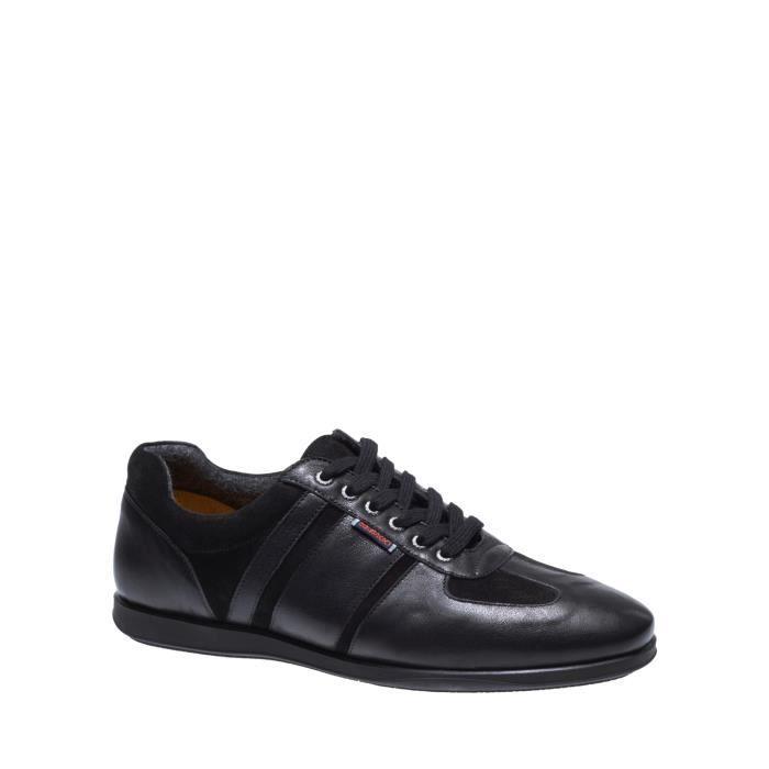 Vans Sneakers noir Homme VA33TXOPQ Noir Noir - Achat / Vente basket  - Soldes* dès le 27 juin ! Cdiscount