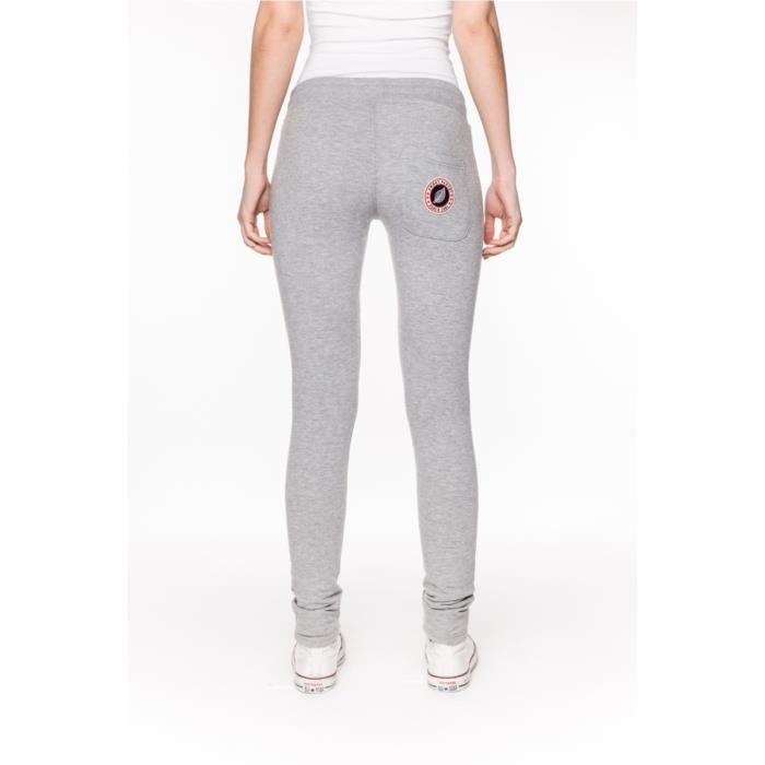 SWEET PANTS FEMME GRIS Gris GRIS - Achat   Vente pantalon - Cdiscount ef8b66805c8