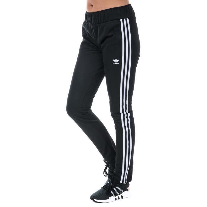 Pantalon adidas Originals Europa pour femme en noir. Noir Noir ... 9395f48cf200
