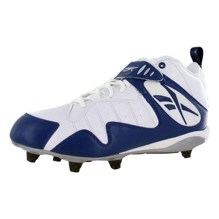 style unique design distinctif luxe Reebok Hommes pro tout un chaussure de football mid d UDCEN Taille-47 1-2