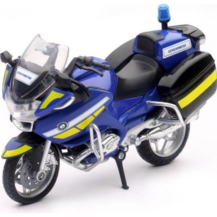 Newray 67643 ss moto gendarmerie bmw r 1200 - Jeux de motos de police ...