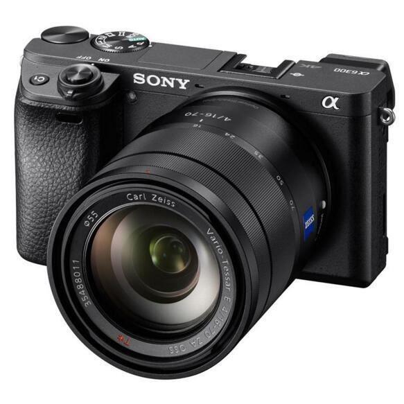 APPAREIL PHOTO COMPACT Sony A6300 Kit (16-70) noir camera Appareils Photo
