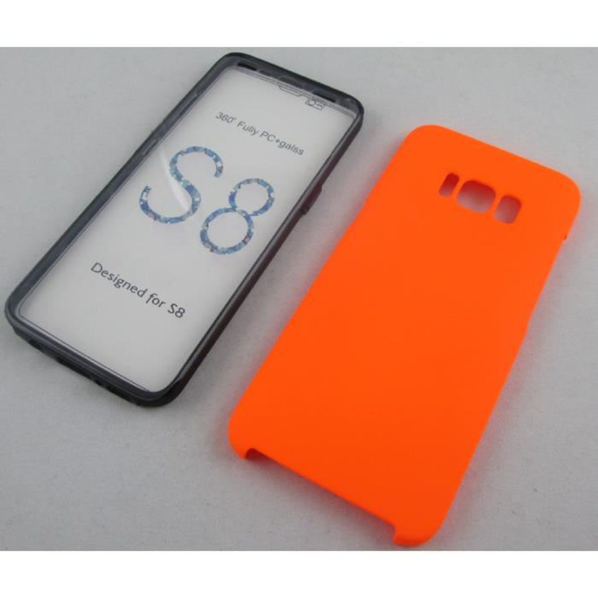 coque complete samsung s8