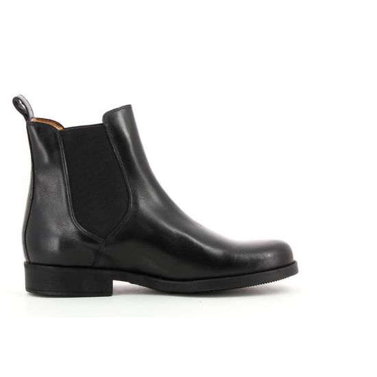 aedcb0324d6 Boots Aigle Orzac... Noir Noir - Achat   Vente bottine - Cdiscount