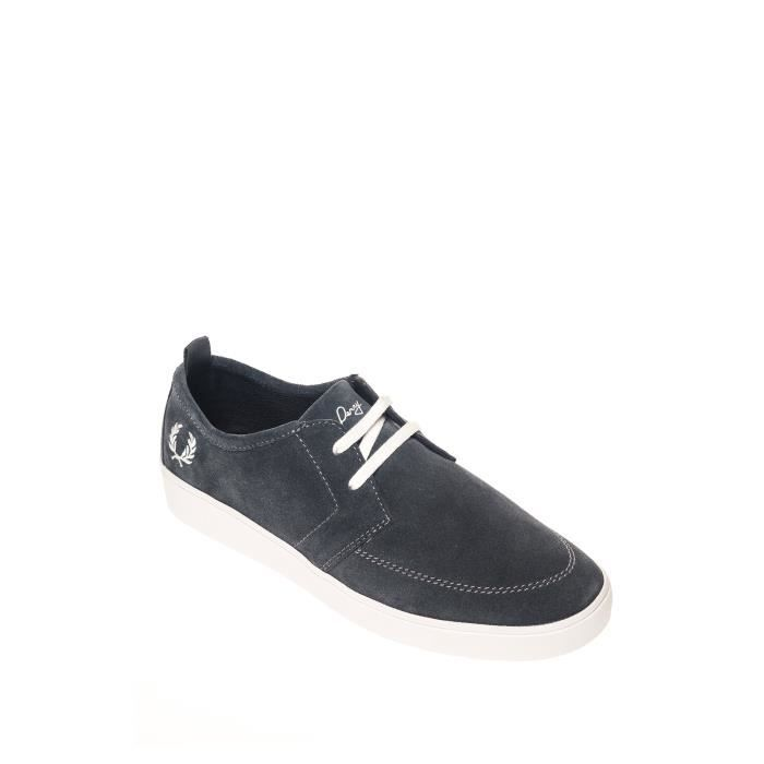 Fred Perry Sneakers gris Homme rzbOC