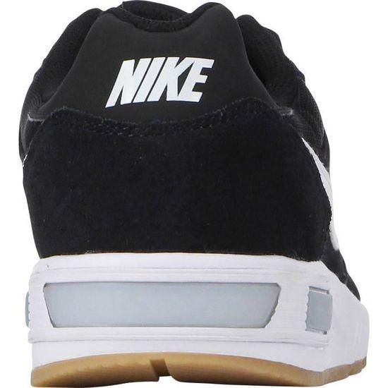 new concept 9eeb2 21235 NIKE Baskets Nightgazer - Homme - Noir et blanc Noir, blanc et marron -  Achat   Vente basket - Cdiscount