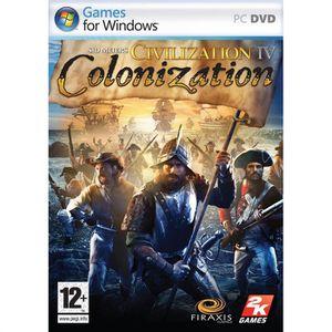 JEU PC CIVILIZATION IV COLONIZATION / Jeu PC