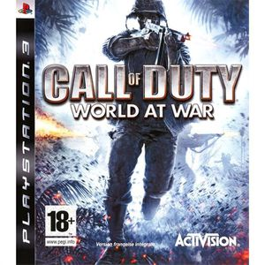 JEU PS3 CALL OF DUTY 5 WORLD AT WAR / Jeu console PS3