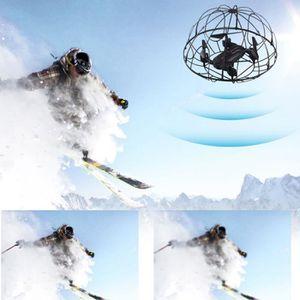 DRONE Frankmall®S166 WiFi 2.4GHz 4 axes 0.3MP RC Télécom