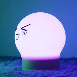 LAMPE A POSER Rechargeable Fun Silicone Night Light Tap Control