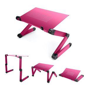 SUPPORT PC ET TABLETTE Ordinateur portable réglable Table, debout Portabl