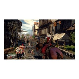 JEU PS4 The Witcher 3: Wild Hunt PlayStation 4