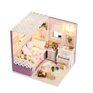 maison poupe meubles de maison de poupe miniature en bois bric