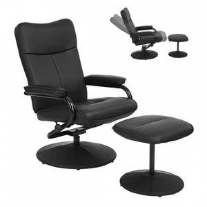 fauteuil de relaxation manuel achat vente pas cher cdiscount page 10. Black Bedroom Furniture Sets. Home Design Ideas