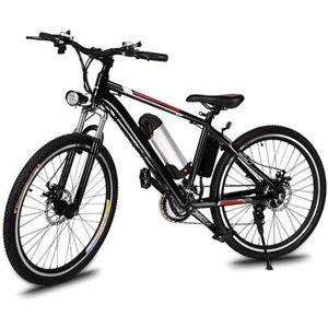 VTT ANCHEER vélo électrique montagne adulte homme 26 p