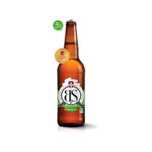 BIÈRE Bière blanche au génépi bio 75 cl