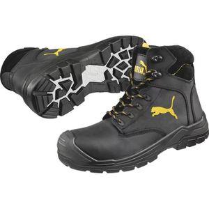 CHAUSSURES DE SECURITÉ Chaussures de sécurité montante Puma Borneo Black