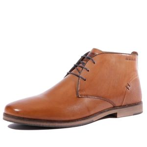 DERBY Systemo Homme Chaussures Marron Redskins