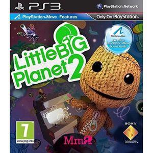 JEU PS3 Little big planet 2 (jeu PS Move) [PlayStation 3]