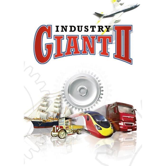 Industry Giant 2 Jeu PC à télécharger